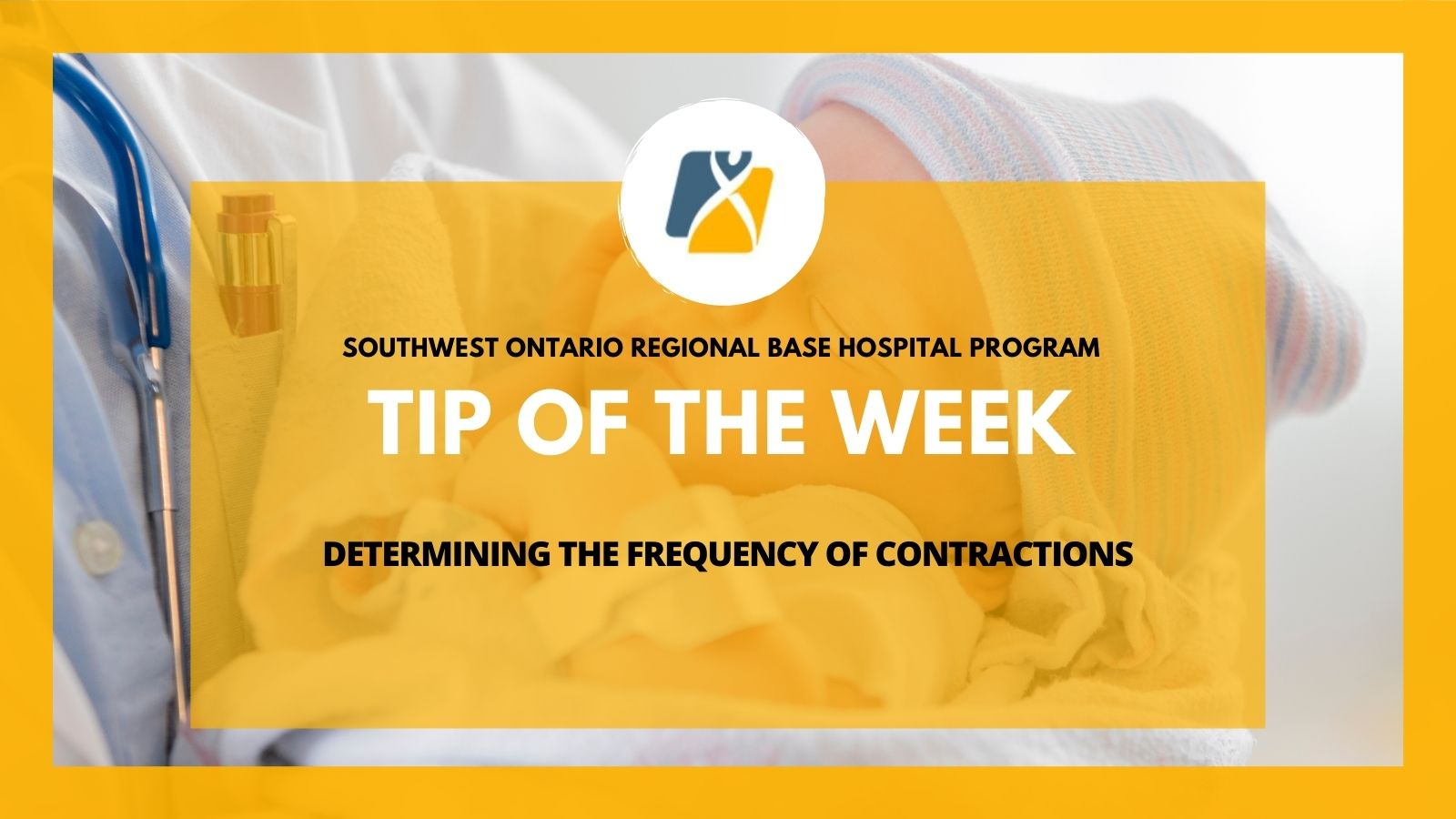 TOTW: Determining the Frequency of Contractions